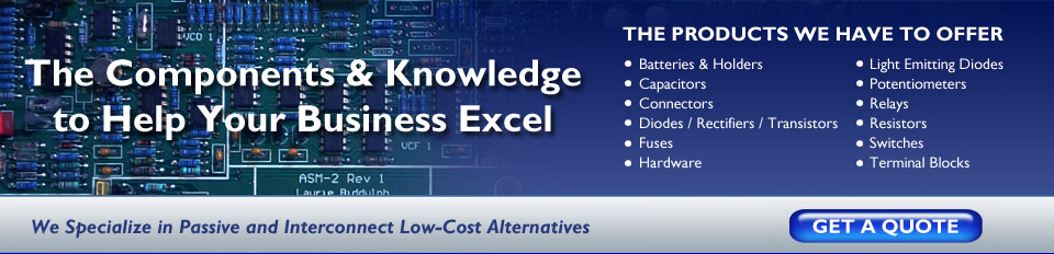 excel components